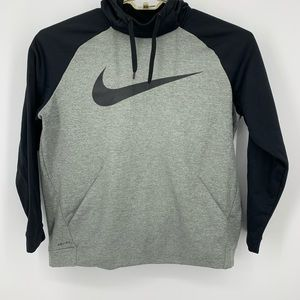Nike dry fit pull over hoodie men's extra-large